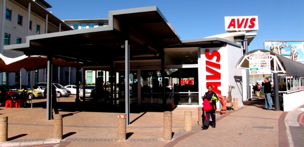 Avis-Cape-Town-Airport